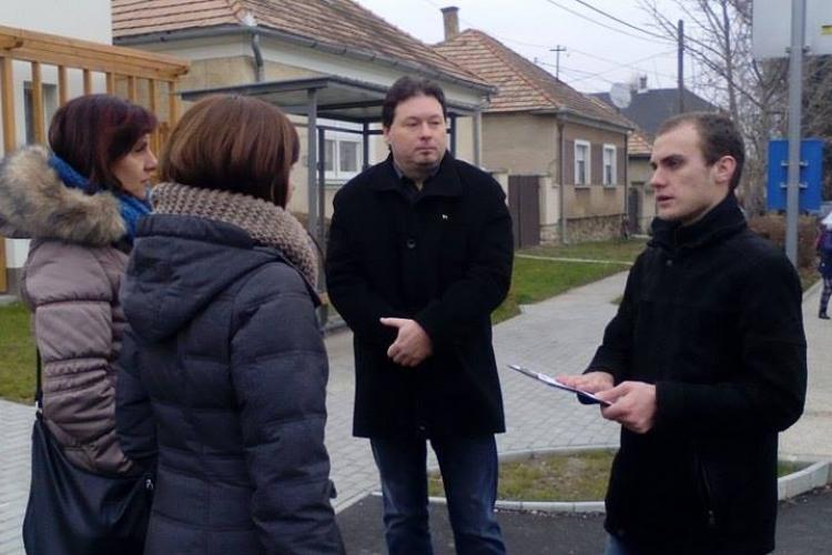 Jobbik: Hol van a beígért borsosgyőri gyalogátkelő?
